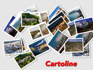 collage  cartoline